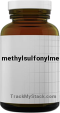 Methylsulfonylmethane Review