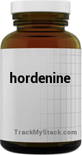Buy Hordenine Supplement